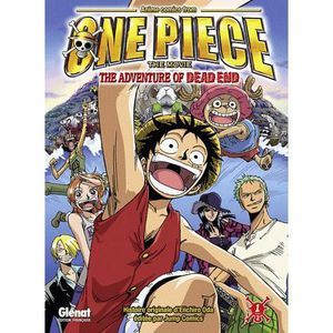 MANGA One Piece - The Adventure of Dead End Tome 1