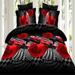 housse de couette luxe achat vente housse de couette luxe pas cher cdiscount. Black Bedroom Furniture Sets. Home Design Ideas