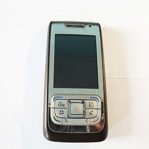 Téléphone portable Nokia E65 - Gris - Débloqué