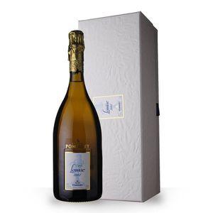 CHAMPAGNE Pommery Cuvée Louise 2002 Brut 75cl - Coffret - Vi