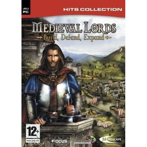 medieval lords achat vente jeu pc medieval lords pc cdiscount. Black Bedroom Furniture Sets. Home Design Ideas