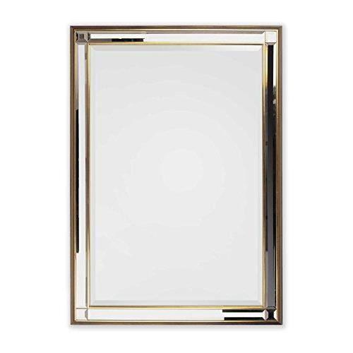 Innova m05056 chelsea miroir tout en glace biseaut 62 x for O miroir la rochelle
