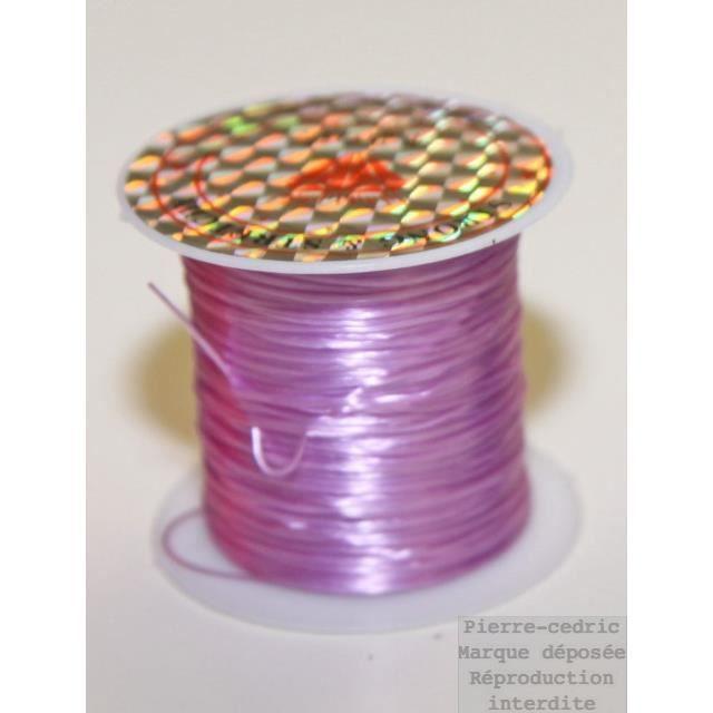 Bobine fil elastique achat vente bobine fil elastique pas cher cdiscount - Fil elastique pour bracelet ...