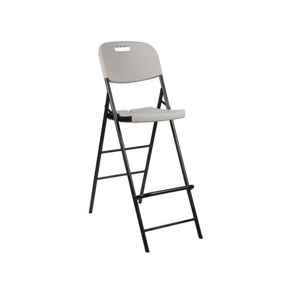 chaise bar pliante dizign toolland achat vente. Black Bedroom Furniture Sets. Home Design Ideas