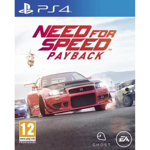 Need For Speed Payback Jeu PS4