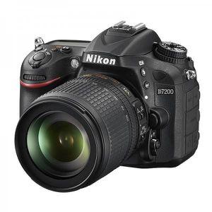 NIKON D7200 18-105VR Appareil photo numérique Reflex - Expeed 4 - HDMI - WIFI intégré + Objectif 18-105VR