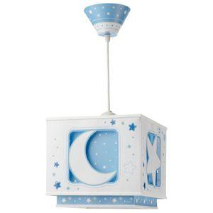 Lustre lune achat vente lustre lune pas cher cdiscount - Pampilles plastique pour lustre ...