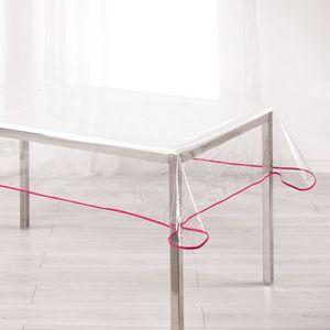 NAPPE DE TABLE DOUCEUR D'INTERIEUR Nappe Décor line cristal Garde