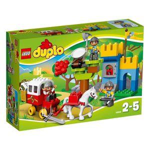 ASSEMBLAGE CONSTRUCTION LEGO® DUPLO 10569 L'Attaque du Trésor