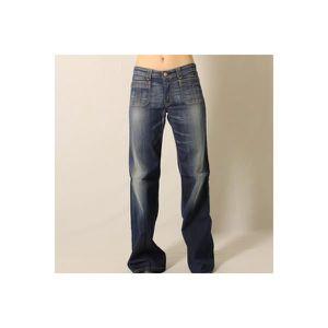 JEANS jeans pattes d ef TEMPS DES CERISES Taille - 36…