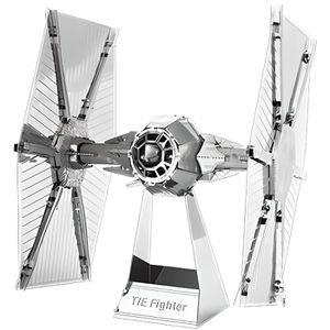 KIT MODÉLISME Maquette métal - Star Wars : chasseur TIE (fighter