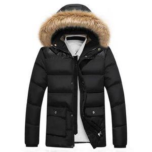 manteau fausse fourrure homme achat vente manteau. Black Bedroom Furniture Sets. Home Design Ideas