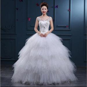 Cdiscount robe de mariee tulle