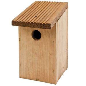 Nichoir oiseau en bois achat vente nichoir oiseau en - Nichoir oiseau bois ...
