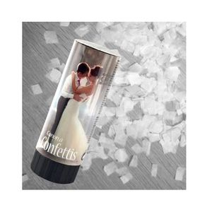 confettis canon confettis mariage 105cm x3 - Canon A Confetti Mariage