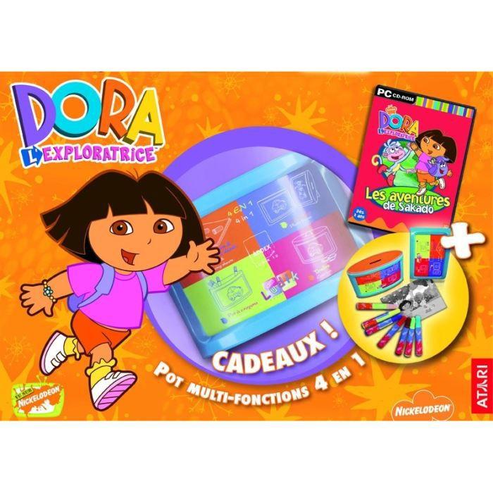 Dora les aventures de sakado pot a crayon jeu achat - Jeux de dora 2015 ...