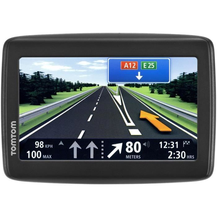 gps tomtom carte international