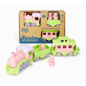 Le Train rose Green Toys
