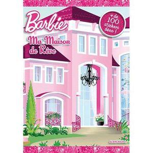 maison de reve de barbie achat vente jeux et jouets pas chers. Black Bedroom Furniture Sets. Home Design Ideas