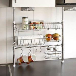 etagere de rangement pour placard de cuisine achat vente etagere de rangement pour placard. Black Bedroom Furniture Sets. Home Design Ideas