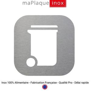 pictogramme inox achat vente pictogramme inox pas cher. Black Bedroom Furniture Sets. Home Design Ideas