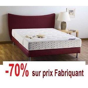 matelas mousse 160 x 200 cm achat vente matelas mousse. Black Bedroom Furniture Sets. Home Design Ideas