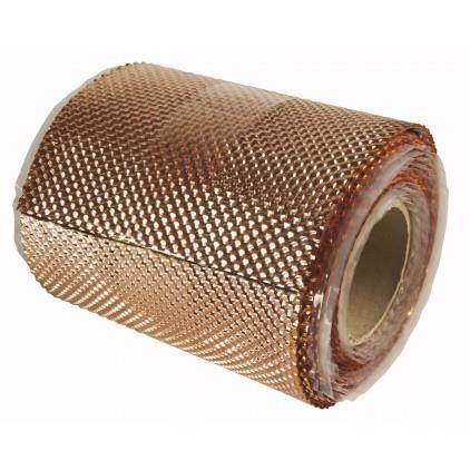 bande cuivre anti mousse 5 m tres achat vente accessoire toiture bande cuivre anti mousse 5. Black Bedroom Furniture Sets. Home Design Ideas