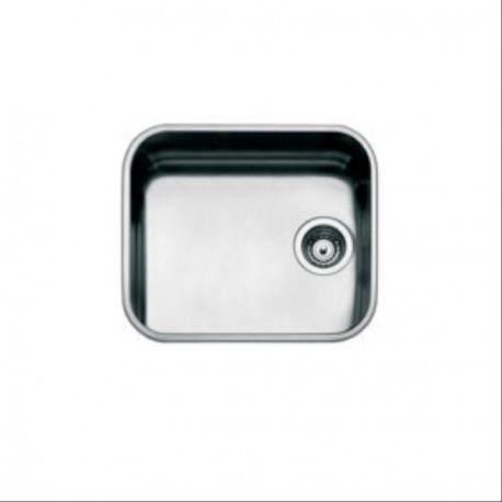 smeg um45 evier inox 60cm achat vente evier de cuisine smeg um45 evier inox 60cm cdiscount. Black Bedroom Furniture Sets. Home Design Ideas