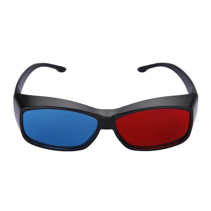rouge bleu 3d myopie lunettes g n rales pour films rouge bleu 3d tv cin ma lunettes 3d avis. Black Bedroom Furniture Sets. Home Design Ideas