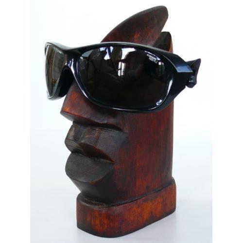 Presentoir porte lunettes bois opticien original d achat - Objet decoratif original ...