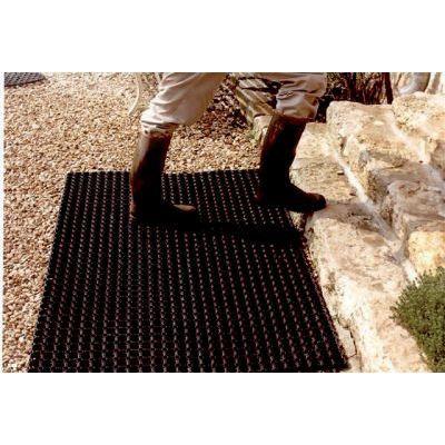 les concepteurs artistiques tapis shaggy 200x290 pas cher gris. Black Bedroom Furniture Sets. Home Design Ideas