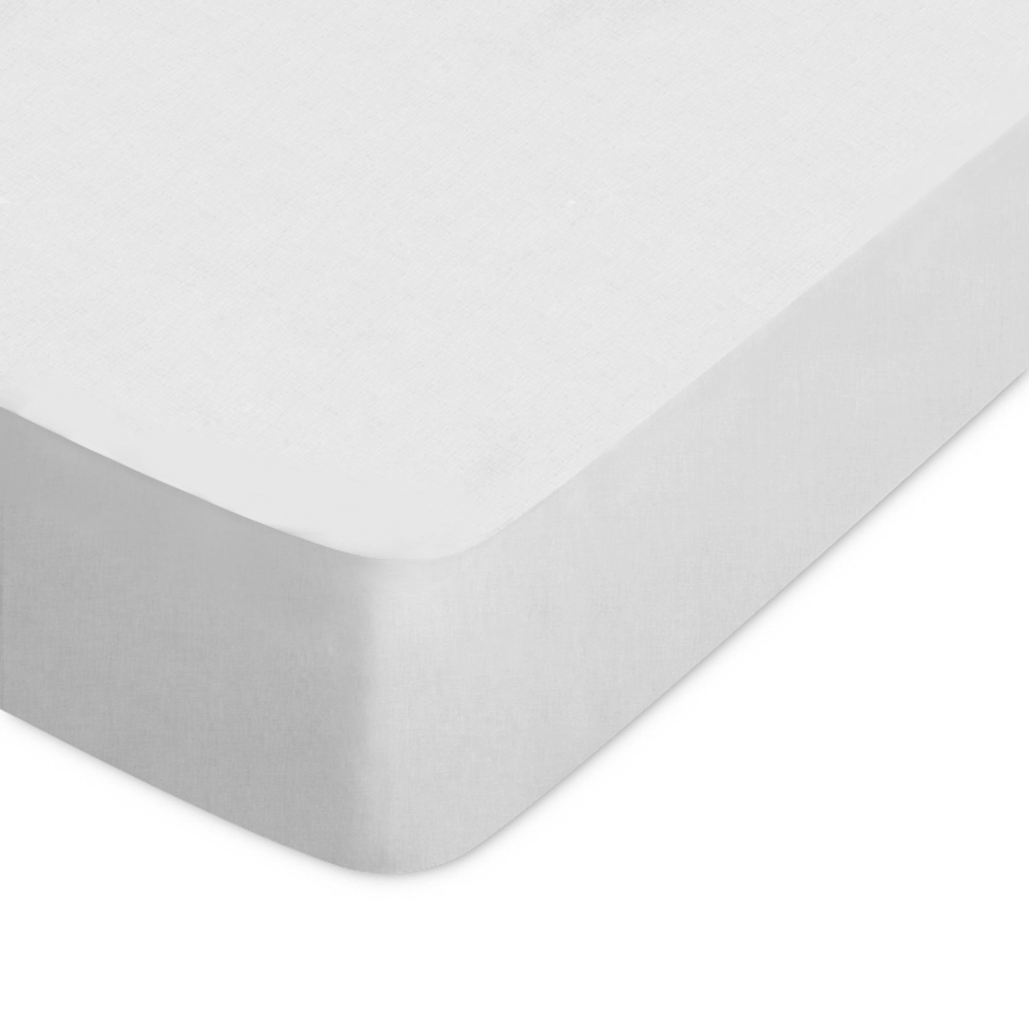 drap housse coton 180x220 gris clair achat vente drap housse cdiscount. Black Bedroom Furniture Sets. Home Design Ideas