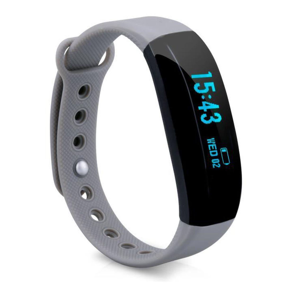 cubot v2 montre connect bracelet d 39 activit suivi fr quence cardiaque sports tracker compatible. Black Bedroom Furniture Sets. Home Design Ideas