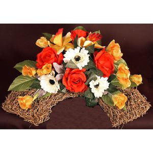 fleurs artificielle pour cimetiere achat vente fleurs artificielle pour cimetiere pas cher. Black Bedroom Furniture Sets. Home Design Ideas