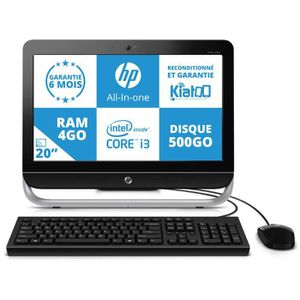 ORDINATEUR TOUT-EN-UN ORDINATEUR  TOUT EN UN HP ALL IN ONE PRO 3520 INTE