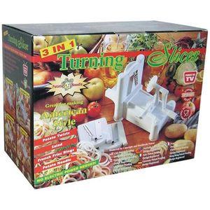 coupe legumes en spirale achat vente coupe legumes en spirale pas cher cdiscount. Black Bedroom Furniture Sets. Home Design Ideas