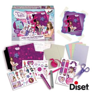 JOURNAL INTIME VIOLETTA Crée ton Journal Intime