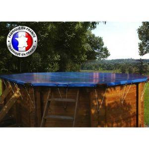 Piscine hors sol 4x8 achat vente piscine hors sol 4x8 for Piscine bois 4x8