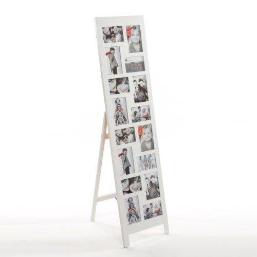 cadre photo p le m le blanc pour 16 photos su achat vente cadre photo cdiscount. Black Bedroom Furniture Sets. Home Design Ideas