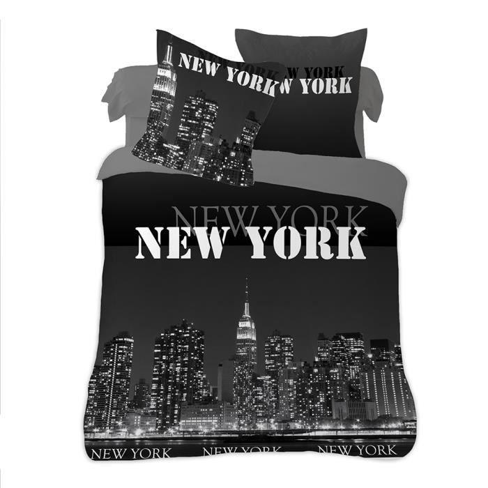 Housse de chaise new york - Housse de couette rue du commerce ...