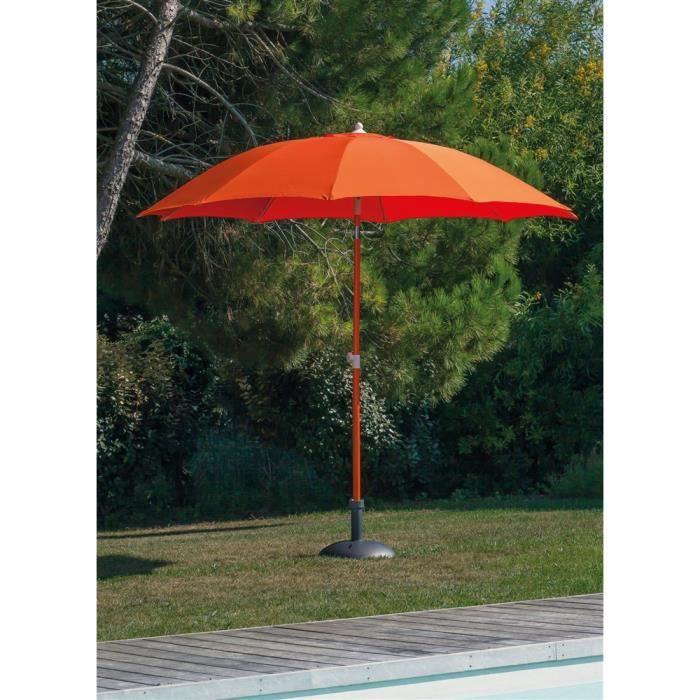 proloisirs parasol achat vente proloisirs parasol pas cher cdiscount. Black Bedroom Furniture Sets. Home Design Ideas