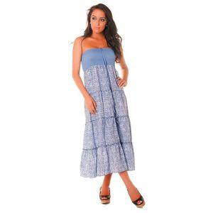 great blog robe robe bleu ciel 123. Black Bedroom Furniture Sets. Home Design Ideas