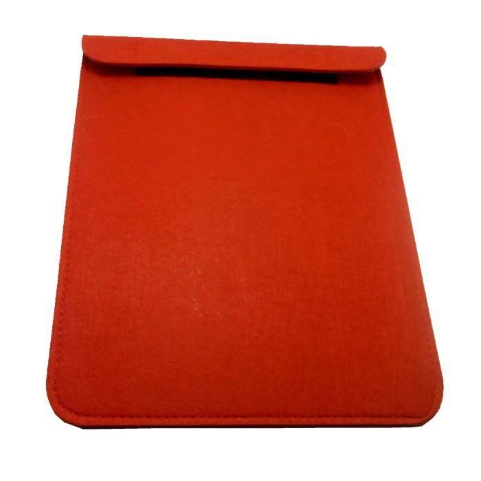 housse de tablette 10 en feutrine rouge sodertex prix pas cher cdiscount. Black Bedroom Furniture Sets. Home Design Ideas