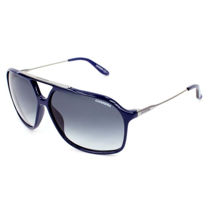 bijouterie lunettes de soleil carrera  bleu ar f car
