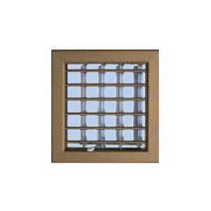 grille ventilation 180x180mm bronze ailettes sans rideau fixe achat vente vmc. Black Bedroom Furniture Sets. Home Design Ideas