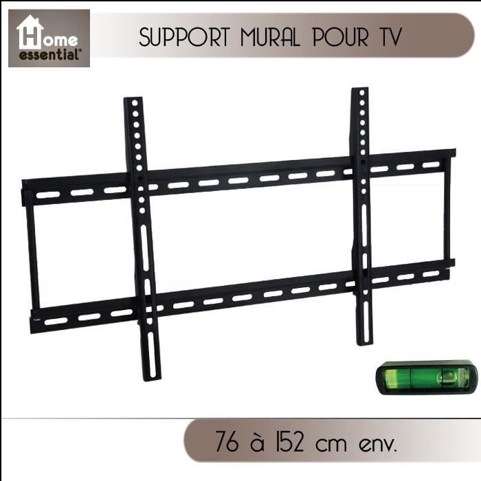 Support mural pour tv 76 152 cm fixation support tv - Support mural tv lg 119 cm ...