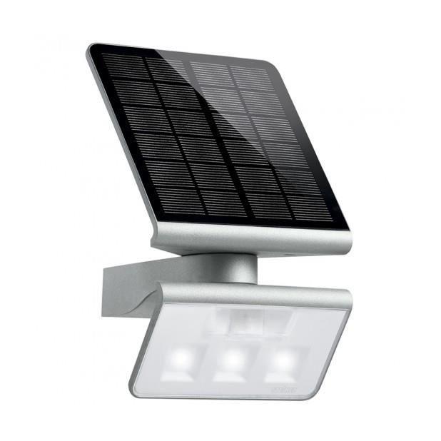 superbe steinel projecteur mural solaire avec d tecteur de. Black Bedroom Furniture Sets. Home Design Ideas