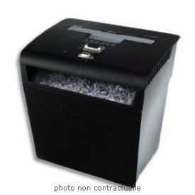 destructeur de documents powershred p48c coupe prix pas cher cdiscount. Black Bedroom Furniture Sets. Home Design Ideas
