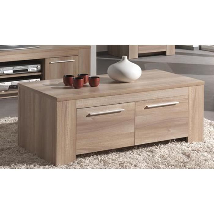 Table Basse Avec Tiroirs 39 Baro 39 Achat Vente Table