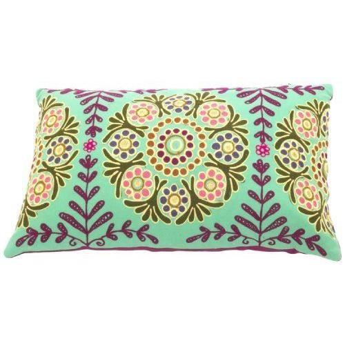 ian snow coussin tapisserie vert menthe achat vente coussin soldes d hiver d s le 6. Black Bedroom Furniture Sets. Home Design Ideas